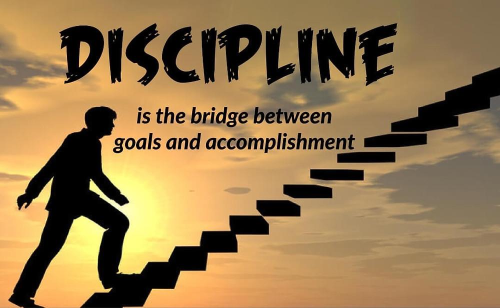 discipline steps image