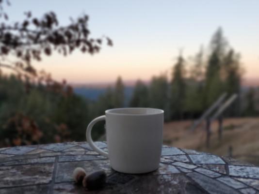 Saturday morning coffee..