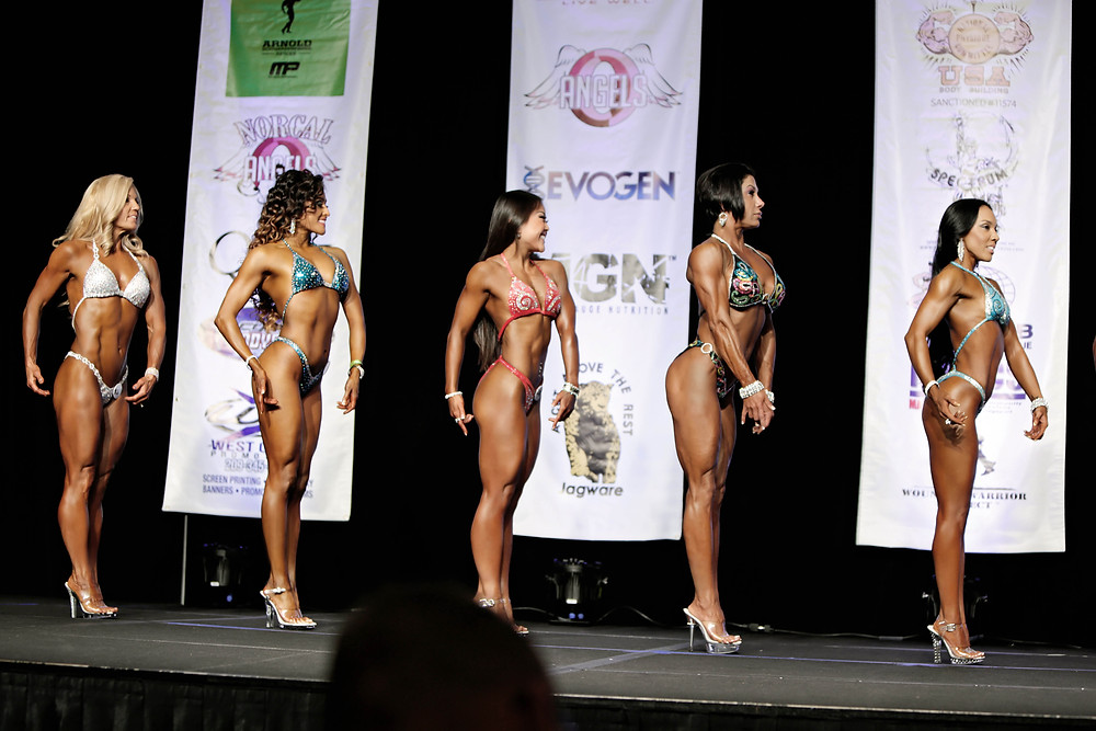 open class figure fitness competition