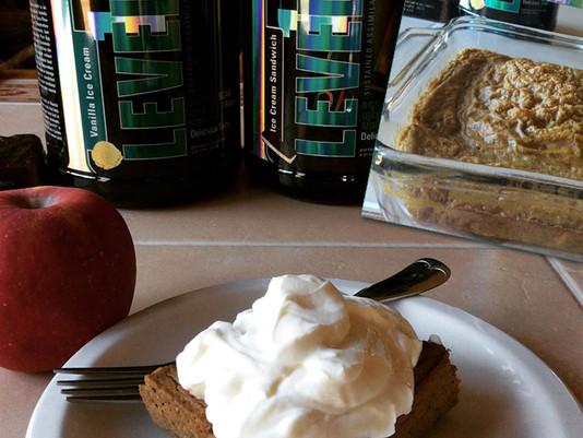 1st Phorm Vanilla Ice Cream Protein Custard