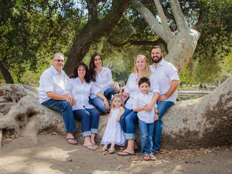 Family Fun at Irvine Regional Park