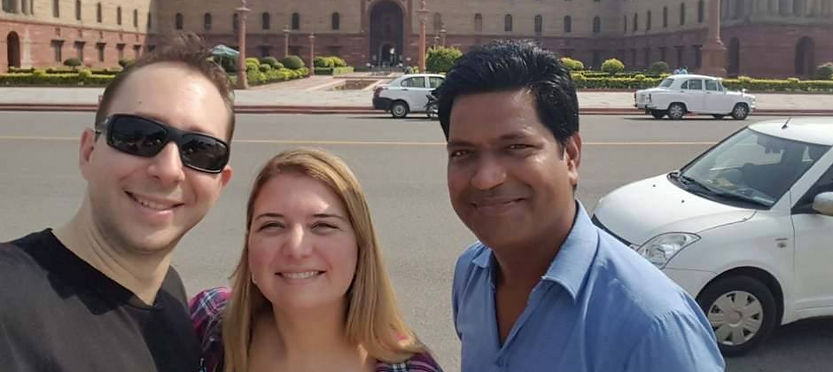 New Delhi Parlament