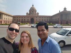 President House New Delhi
