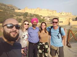 Jaipur - Amber Palace