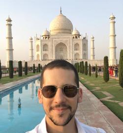 Caio Braz Taj Mahal