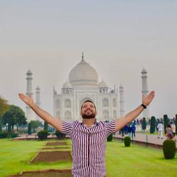 Wonderfull Taj Mahal