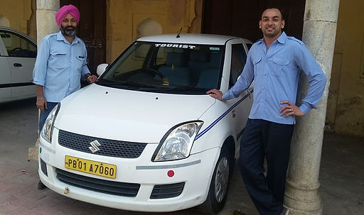 Car Rental Golden Triangle and Rajasthan Tours