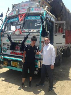 Indian Truck Jaipur Tours
