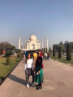 Agra - Incredible Taj Mahal