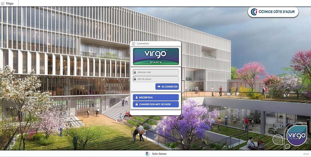 solar games virgo start cci