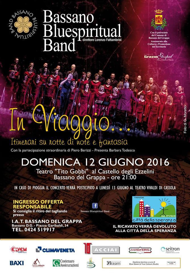 locandina concerto bb band
