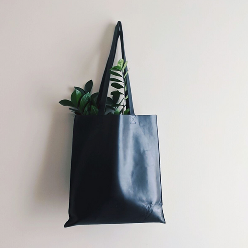 HEEDS Leather Tote