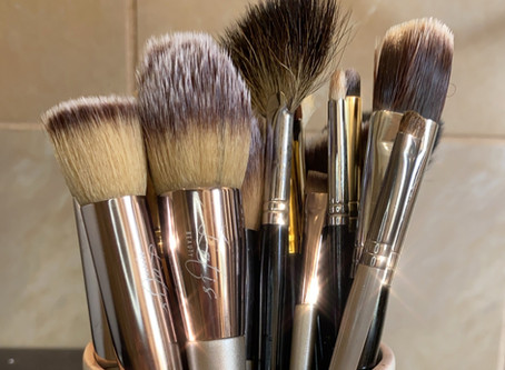 Brush and Makeup Hygiene