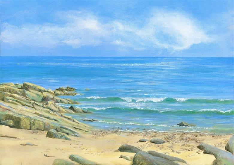 Sea of Calm