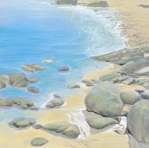 Saundersfoot Rocks