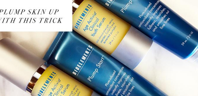 How to firm and plump skin up