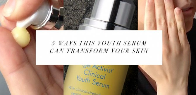 5 ways to use the best youth serum