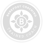Barefoot Coaching Trained Coach at Featherlight Living