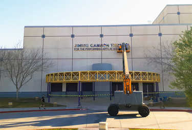 Jimmie Cannon Theater
