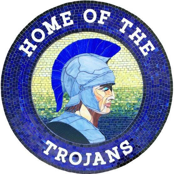 Orland Trojan Medallion