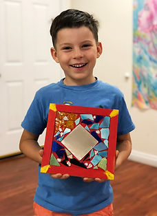 mosaic art projects for students perfect for online learning