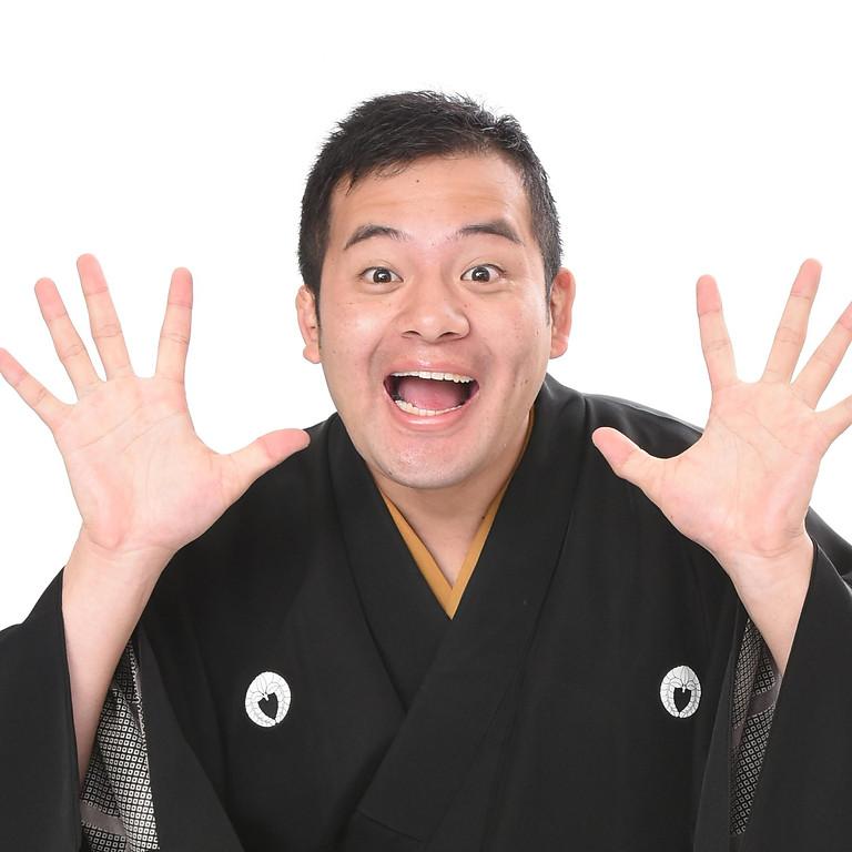 桂竹千代独演会「竹千代天下取りの会」(第8回)~こまむ亭寄席vol.60