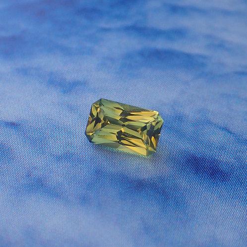Yellow Sapphire Radiant