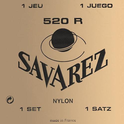 Savarez 520R Nylon Tensão Alta