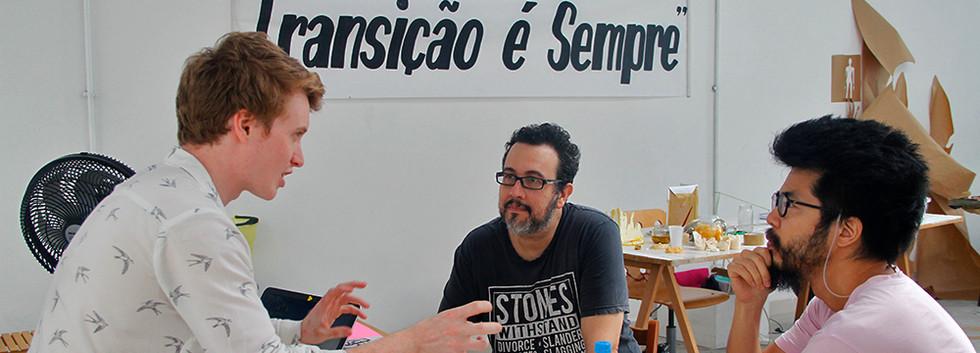 sound/body/space workshop - Rio de Janeiro - Sept. 2018