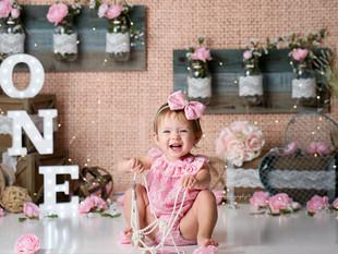 NJ Infant, Baby, Child, Family Photographer | Vivienne