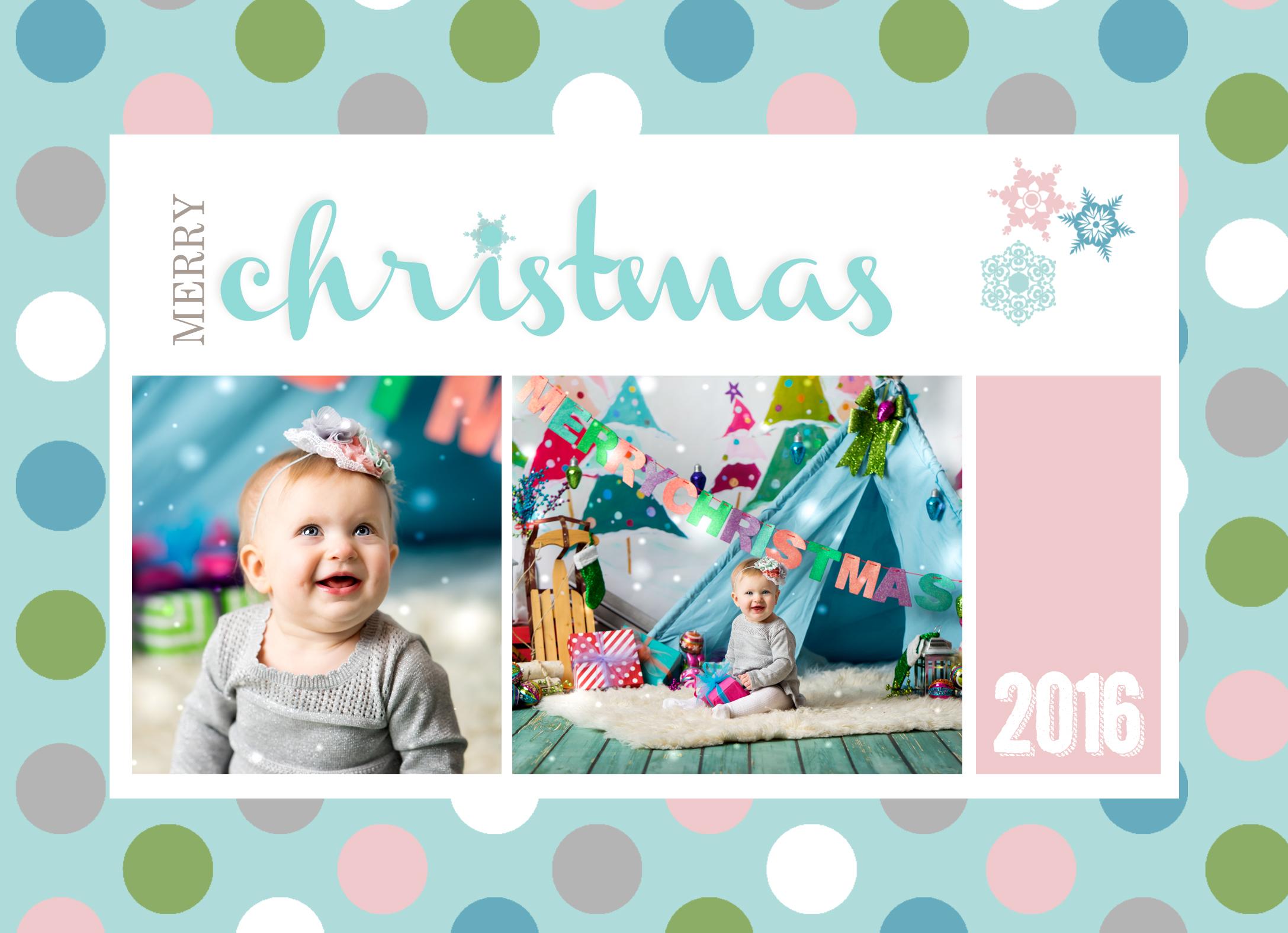 Hannah Christmas Front