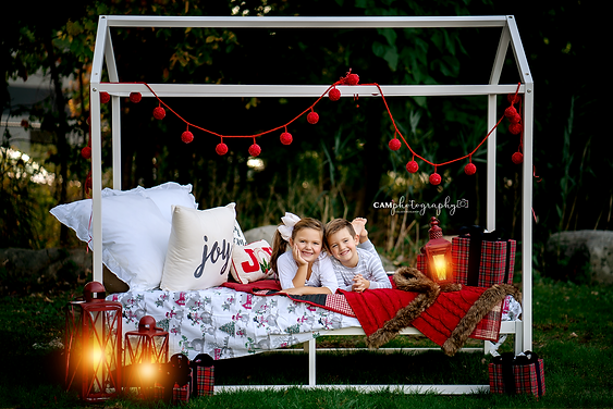 Mia & Mace Outdoor Xmas Preview. 2020-03
