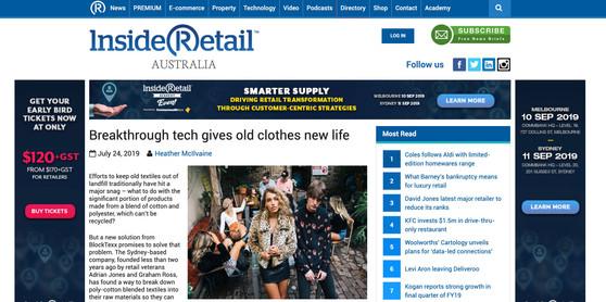 Inside Retail Australia