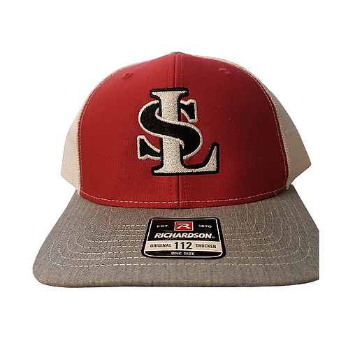 Richardson Tri-Color Trucker Hat