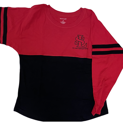 YOUTH POM JERSEY LONG SLEEVE T-SHIRTS