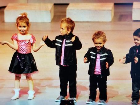 BOYS DANCE?