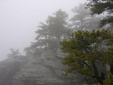 Upslope fog 2