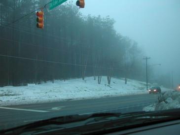 Advection fog 1