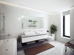 Copia de prague residenze bathroom
