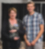 Pam Owen Jacobson & Kevin Barton - Offic