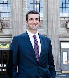 Washington County District Attorney, Kevin Barton