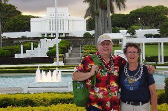 Paul and Kori in Hawaii.JPG