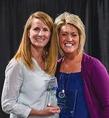 Paige Clarkson & Katie Suver - DDA Award