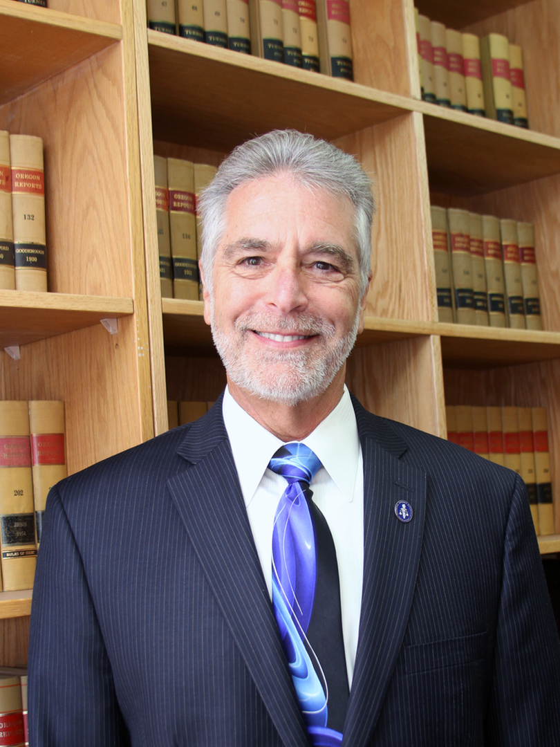 Yamhill County District Attorney, Brad Berry