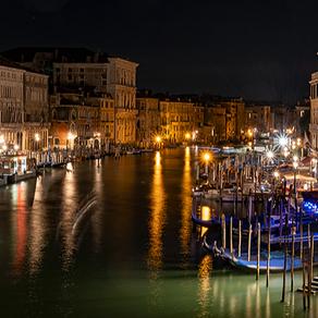 One night in Venice - Kalender 2021