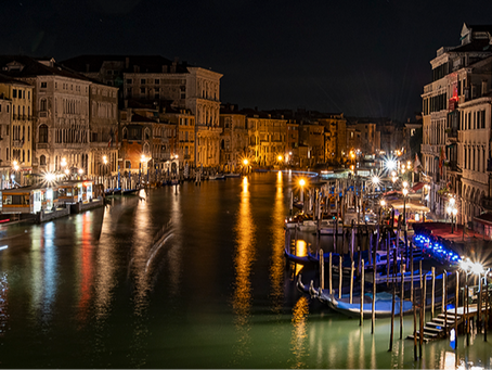 One night in Venice - Kalender 2021