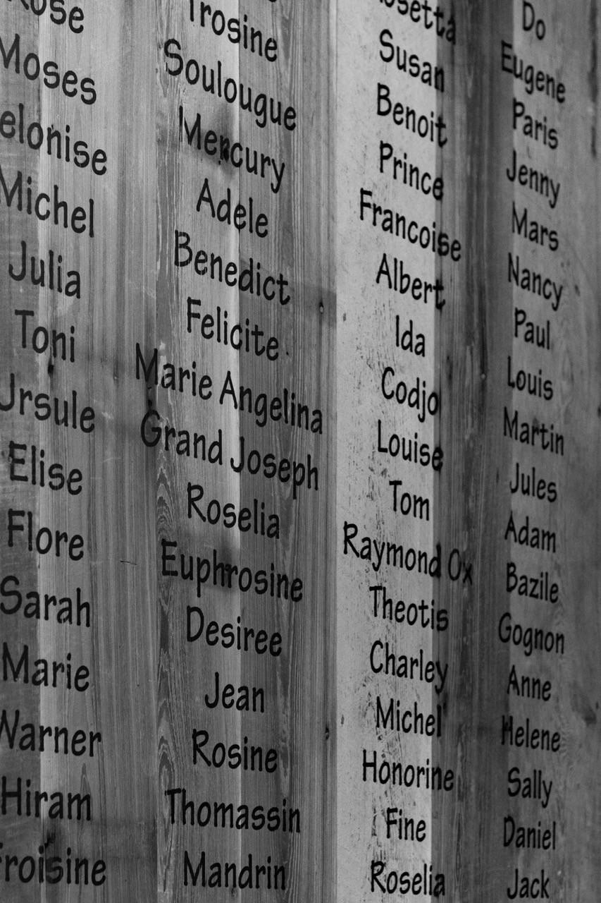 Oak Alley Namen