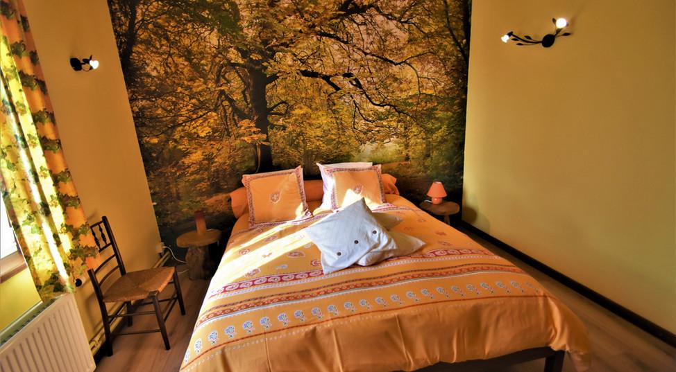 chambre forêt d'Anlier