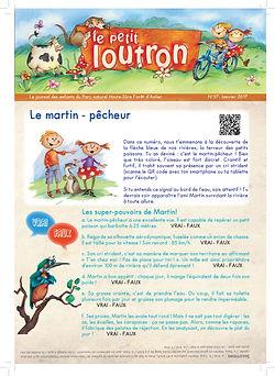 Le petit loutron, jurnal du Parc naturel