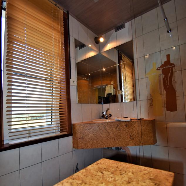 salle de bain chambre savane